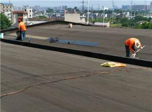 上海建筑防水工程施工